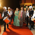 UFV president Jackie Hogan visits Chandigarh for annual awards ceremony