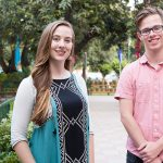 Incredible India: Two Canadian UFV students work on business education project in Chandigarh