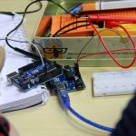Gearing up for the future — BCIS students work on automation projects at IOT workshop